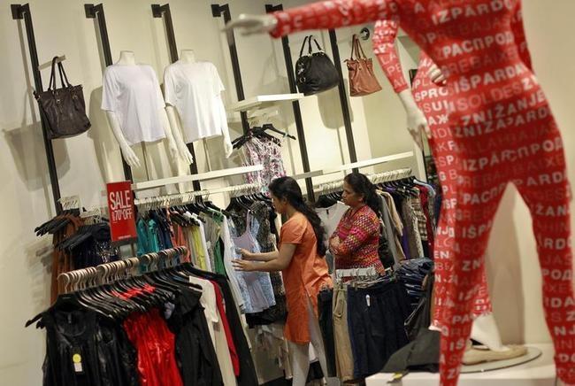 CHEAPER: Branded apparels