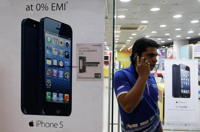 COSTLIER: Mobile phone handsets priced above Rs 2,000