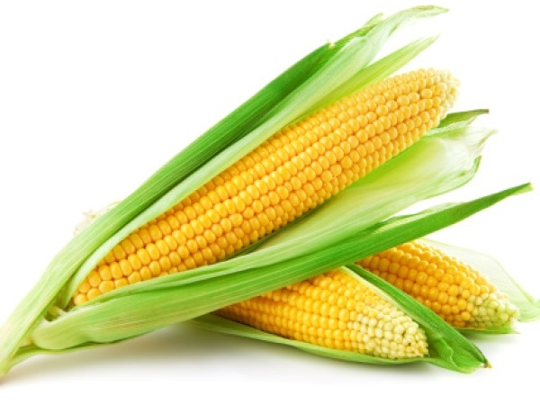 Healthy Colourful Food # 12: Corn