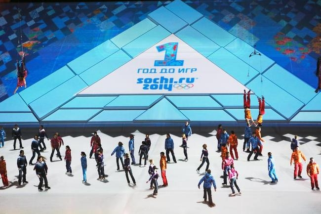 Sochi 2014 - One Year To Go