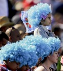Funky Fans @ Rugby Sevens World Series