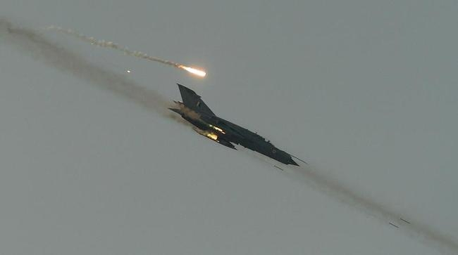 INDIA-DEFENCE-AIR FORCE-IRON FIST