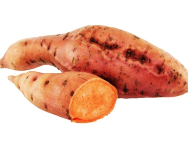 Healthy Colourful Food # 17: Sweet potatoes