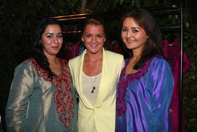 Tennis Babes Party in Dubai