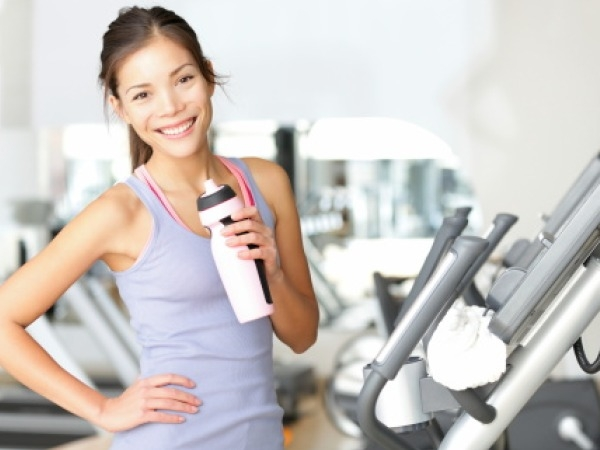 Fitness Tip for Working Woman # 7: Drink lots of water