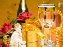 Valentine's Day Drinks Recipe # 5: Cupid's bow