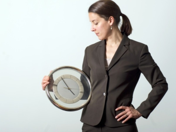 Fitness Tip for Working Woman # 20: Never hurry for results