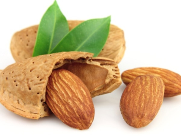 Healthy Colourful Food # 9: Almonds