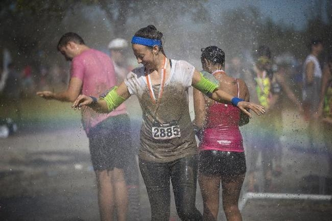 Crazy Foam Fest Race