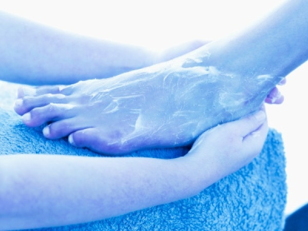 Tip for Soft and Sexy Feet # 7: Moisturize your feet