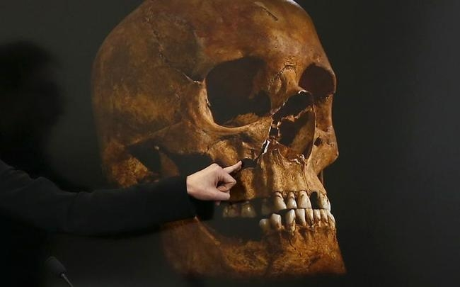 Creepy!King Richard III