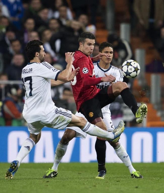 Manchester United, Real Madrid Draw at Bernabeu