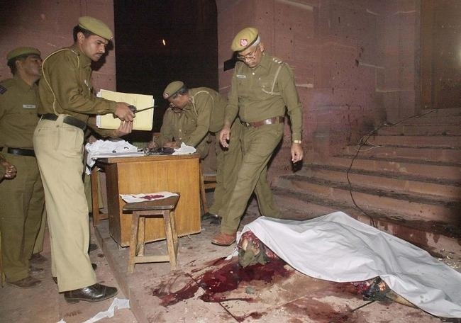 Indian Parliament Attack