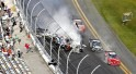 Crash at Daytona 500