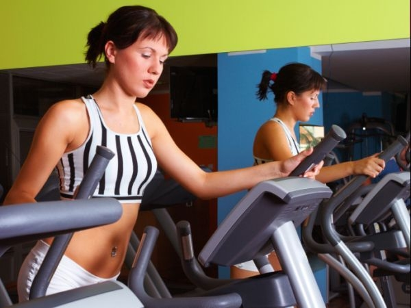 Set the right speed on the treadmill