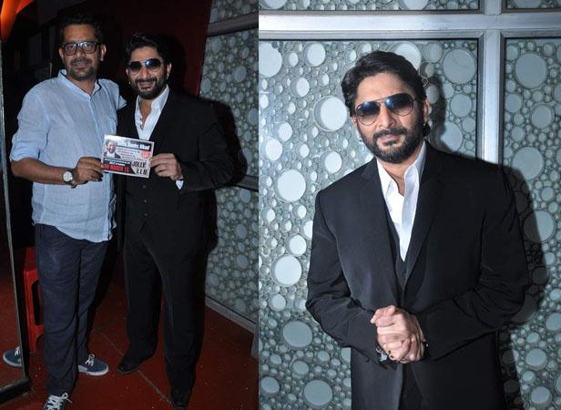 Arshad Warsi, Subhash Kapoor