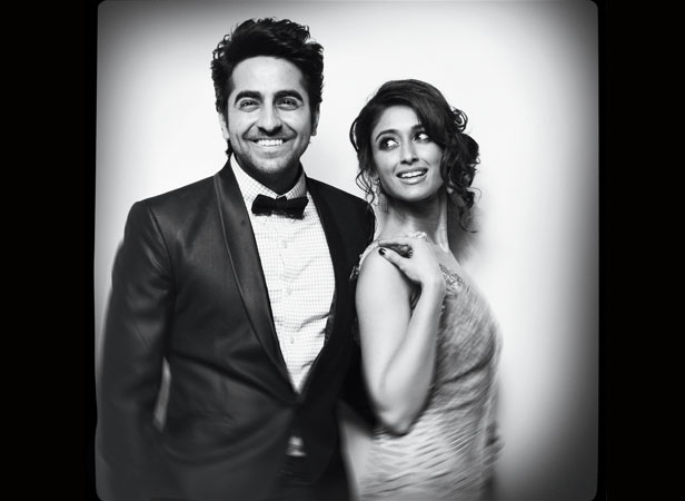 Ayushmann and Ileana
