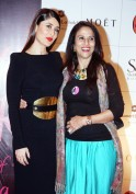 Kareena Kapoor with Shobhaa De
