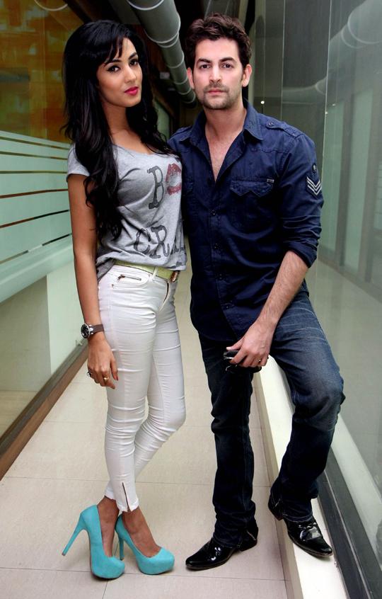 Neil Nitin Mukesh and Sonal Chauhan