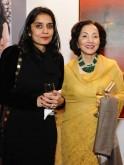 Amrita Jhaveri and Shemina Taliyar Khan