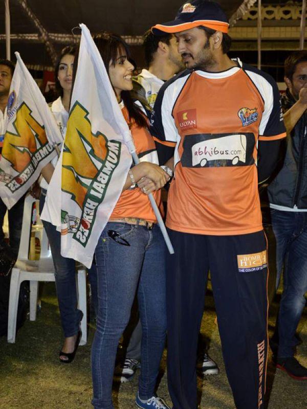 Genelia & Riteish Deshmukh