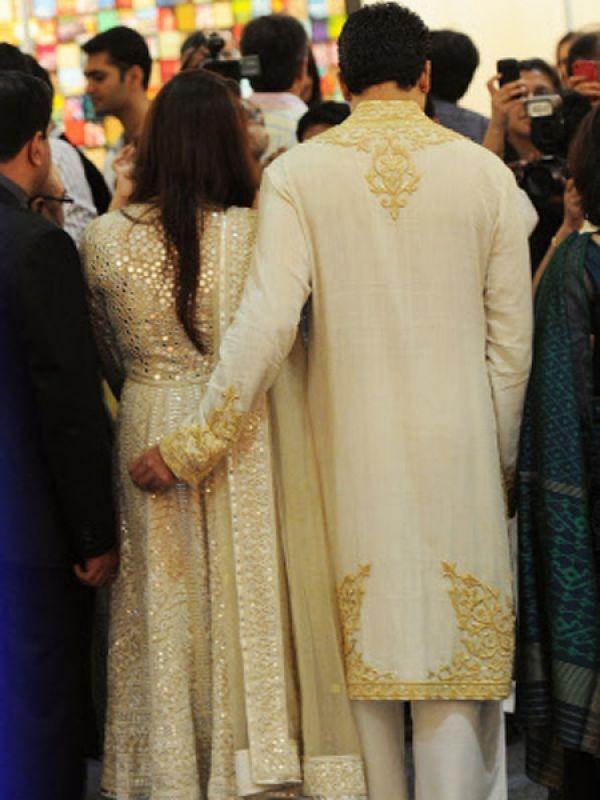 Abhishek Bachchan & Aishwarya Rai Bachchan