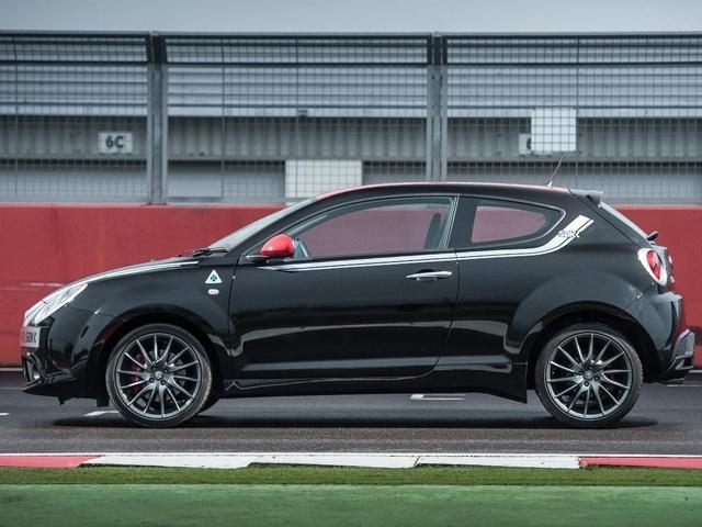 Alfa Romeo MiTo Quadrifoglio Verde SBK