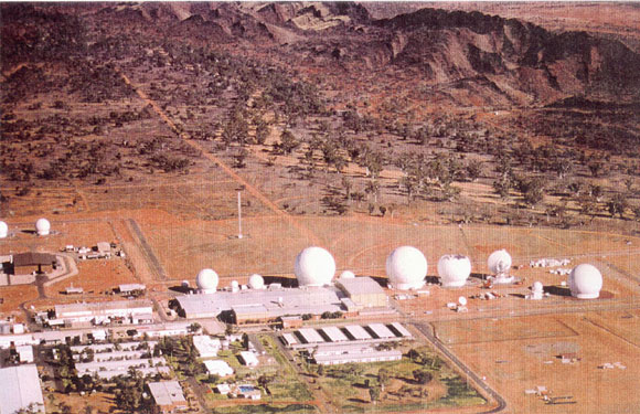 Joint Defence Space Research Facility Pine Gap, Lingiari, Australia