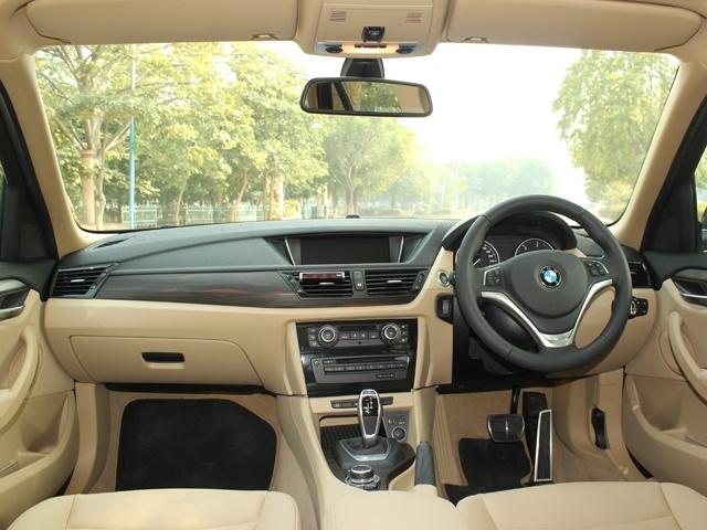2013 BMW X1 Interiors