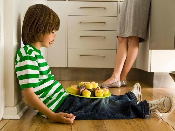 Be a role model to fight childhood obesity