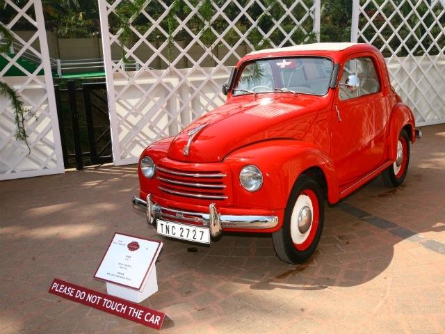 1949 Fiat 500C