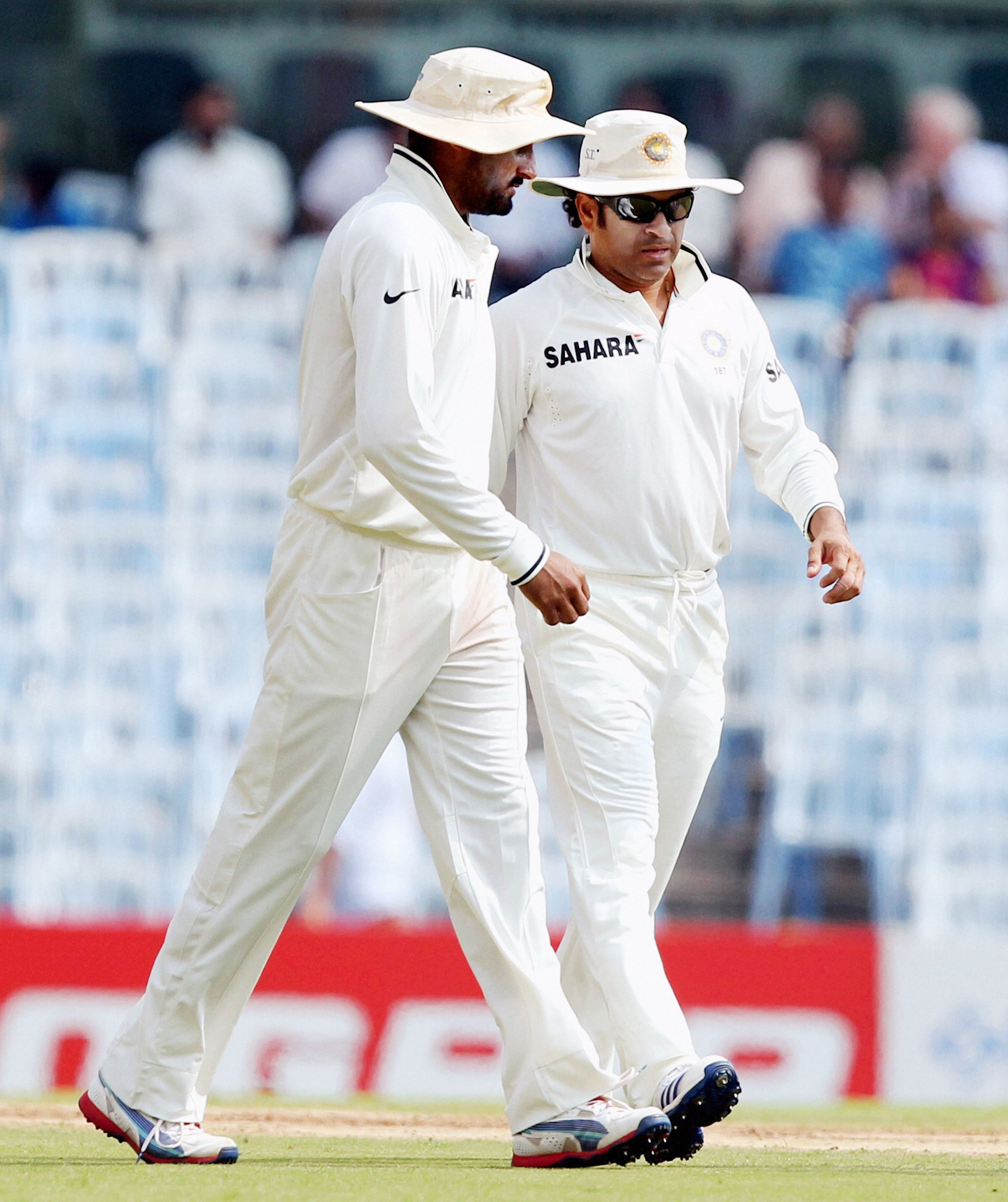 Day 1, First Test: India Vs Australia in Pics