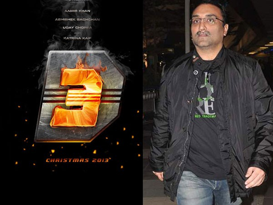 DHOOM 3 IN TROUBLE?