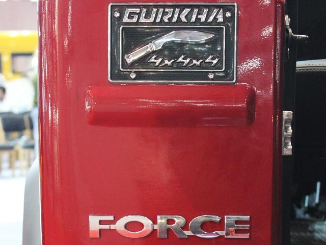 Force Gurkha 4X4 Soft Top