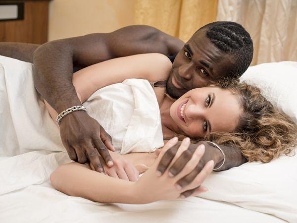 Foreigner sex