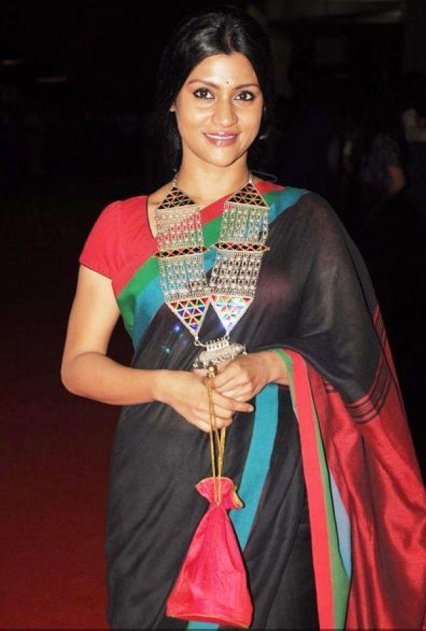 Konkona Sen Sharma in a Tribe by Amrapali
