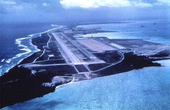 Navy Support Facility Diego Garcia, Diego Garcia BIOT, Chagos Archipelago