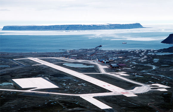 Thule Air Base, Qaasuitsup, Greenland