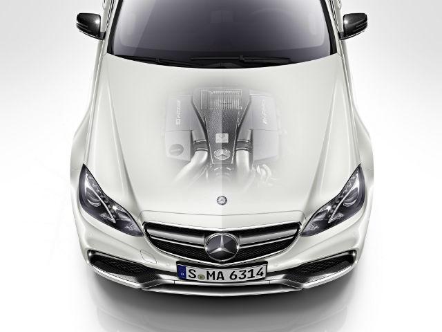 2013 Mercedes-Benz E63 AMG