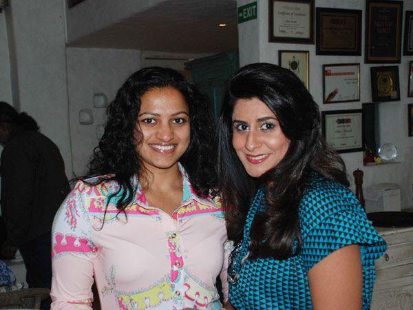 Amruda Nair and Sujata Assomul
