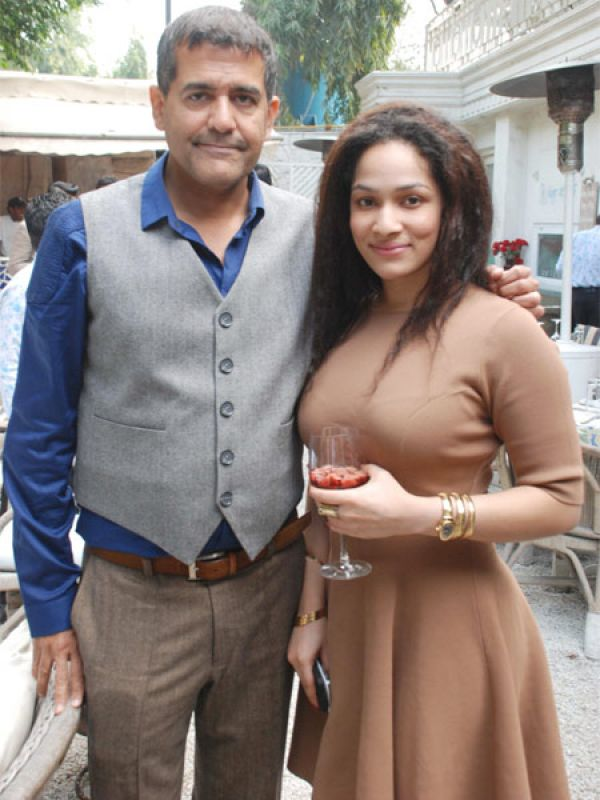 AD Singh and Masaba Gupta