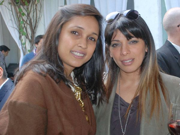 Priyanka Modi and Urvashi Kaur