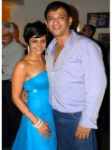 Actress Mandira Bedi