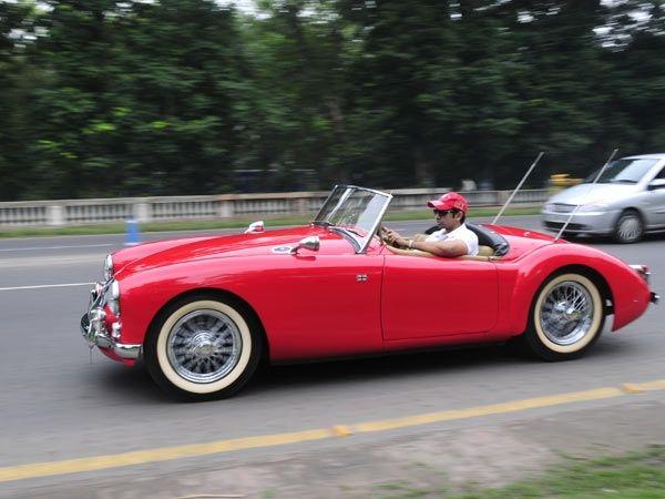 1959 MG A Racing Car
