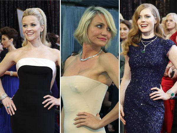 The Most Expensive Jewellery Worn to the Oscars