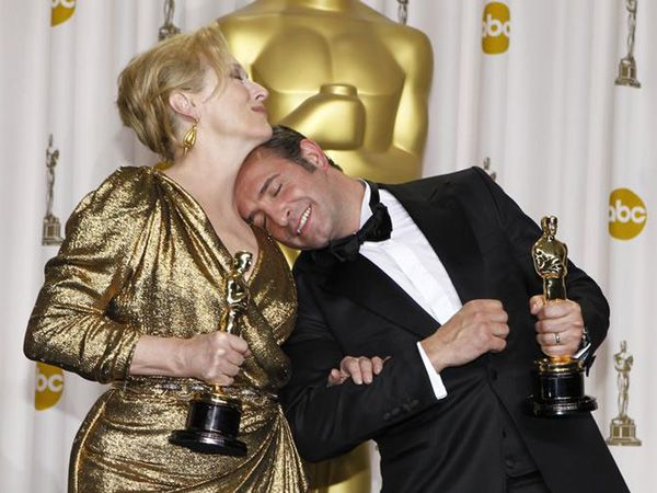 Jean Dujardin Meryl Streep