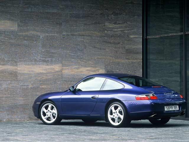 Porsche Type 964 911 Carrera 4 3.4 1999