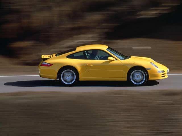 Porsche Type 997 911 Carrera S 2005