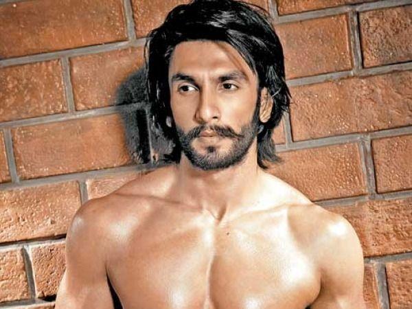 Ranveer Singh's fitness