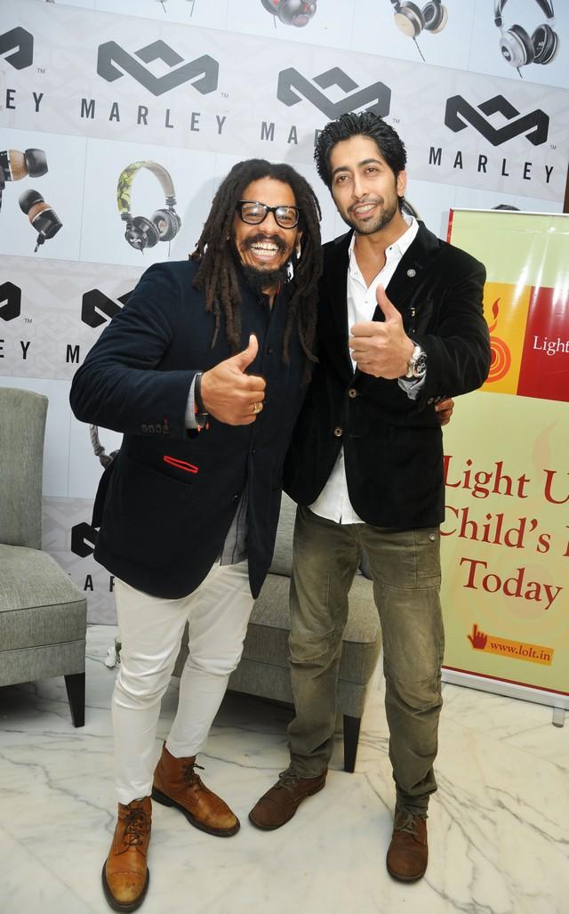 Rohan Marley,Ankur Bhatia